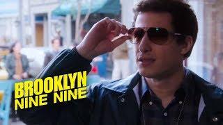 Jake & Amy Fight To Impress Majors | Brooklyn Nine-Nine