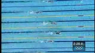 Athens 2004 - 400m freestyle men final