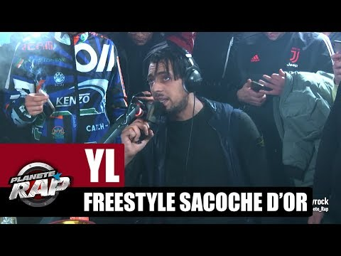 Youtube: YL – Freestyle sacoche d'or #PlanèteRap