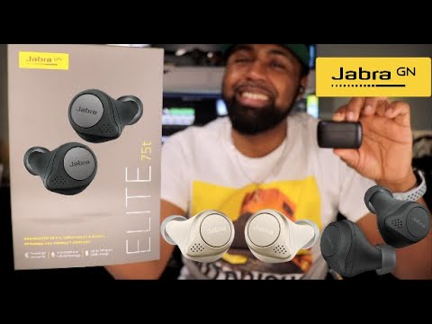 Jabra Elite 75t | Unboxing & First Impressions