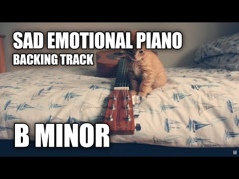 Sad Emotional Piano Violin Instrumental In B Minor