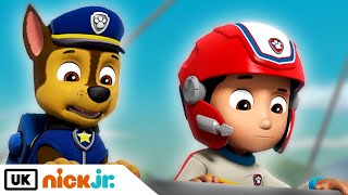 Paw Patrol | Pups Save a Tower of Pizza 🍕 | Nick Jr. UK