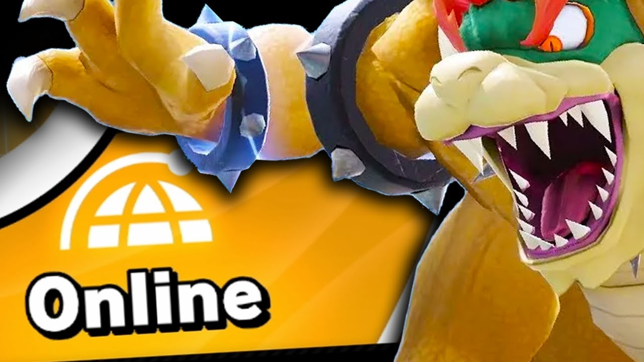 Download Apparently Online has been Hacked - Smash Ultimate Mods