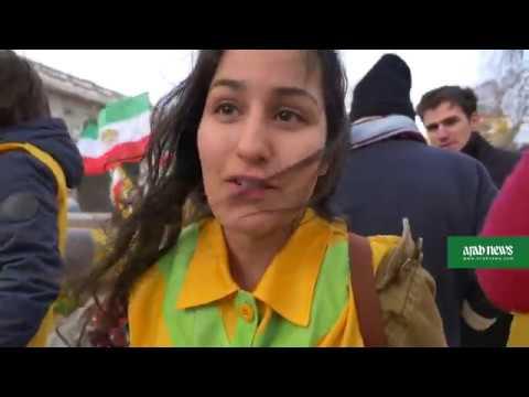 Anti-regime protests in Iran continue
