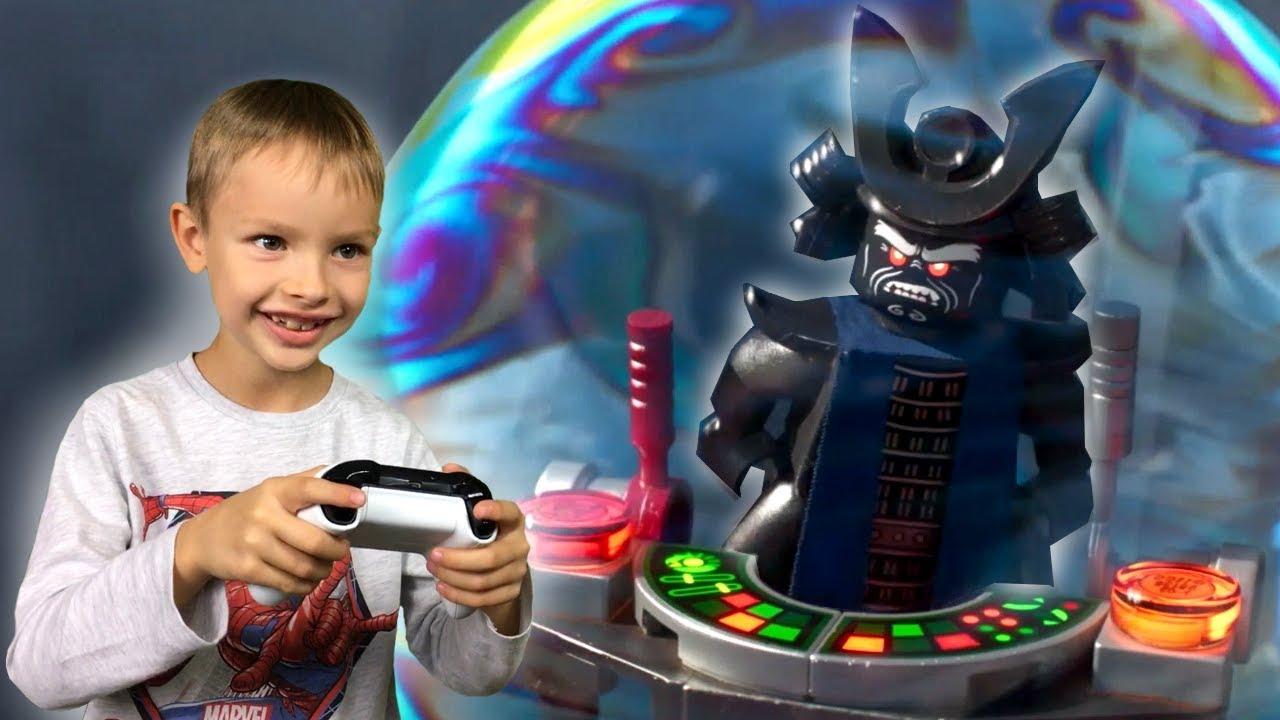 Garmadon Wkracza Do Akcji 2 Lego Ninjago Movie Gra Wideo Xbox