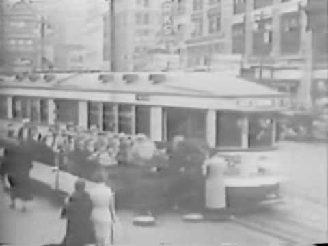 Getting About - Part 3 - DSR (Detroit) 1935