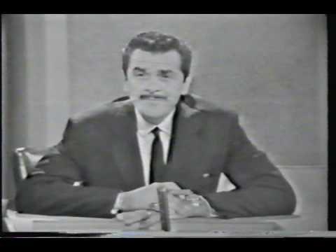 "Ernie Kovacs - A Clip from ""Take a Good Look"""