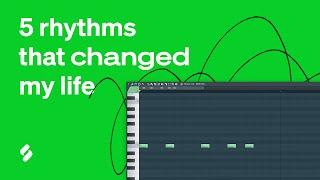 5 Rhythms That Chaฑged My Life (Important Patterns for Ableton, FL Studio, etc...)