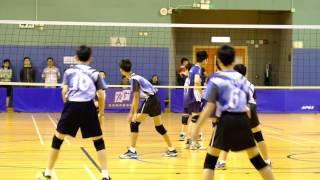 20170529 UPOWER 全港小學區際男子排球比賽 沙田區vs九龍北區