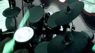 Jessica -The Allman Brothers Band -drum cover Roland td4k