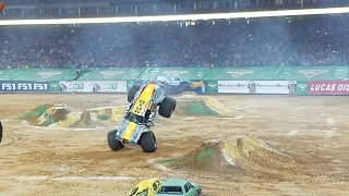 Maximum Destruction 2017 Freestyle Champion @ Monster Jam Houston NRG