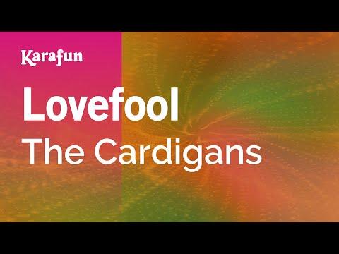 Karaoke Lovefool - The Cardigans *