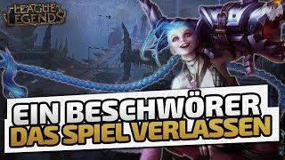 Ein Beschwörer hat das Spiel verlassen - ♠ League of Legends #001 ♠ - Deutsch German - Dhalucard