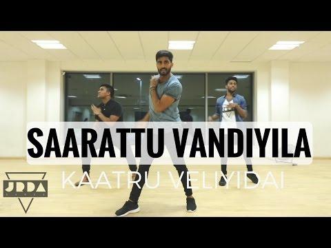 Kaatru Veliyidai | DANCE | Saarattu Vandiyila | AR Rahman, Mani Ratnam | Jeya Raveendran Choreo