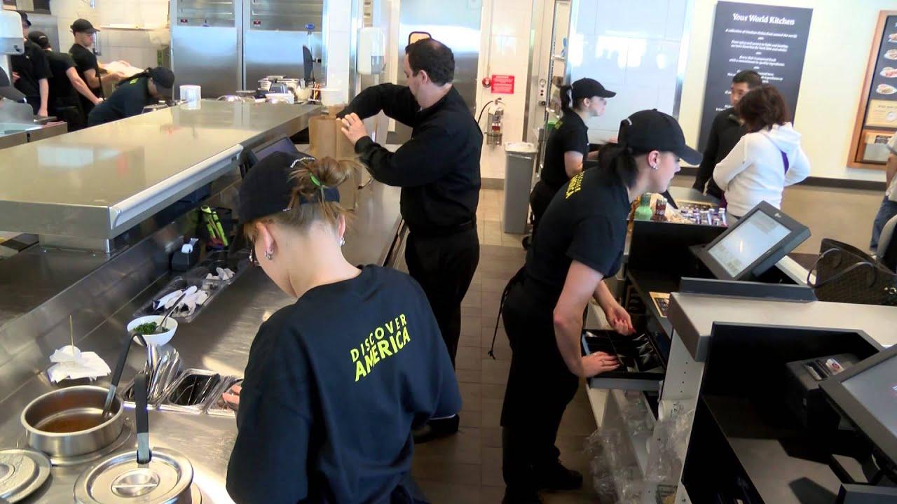 Business Spotlight noodles & company in East Brunswick, NJ - YouTube