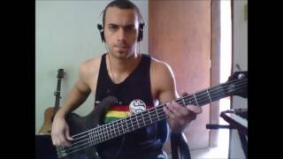 SCORPIONS (Bass Cover) - Hate to Be Nice ~~ Tabs ~~