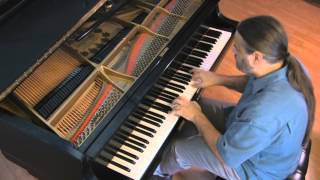 Burgmüller: The Return, Op. 100 No. 23 | Cory Hall, Pianist-composer