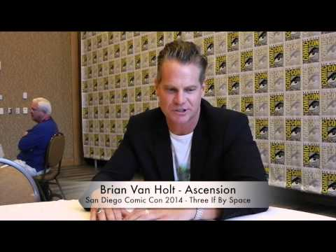 Comic Con 2014 Ascension  Brian Van Holt