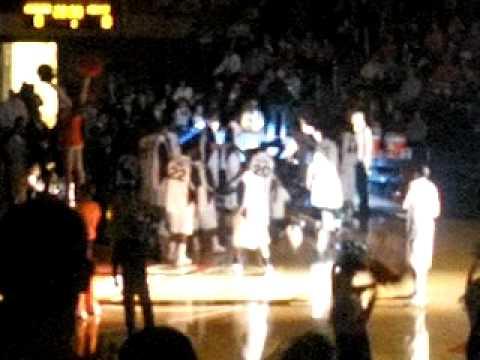 Auburn Basketball Intro 2010