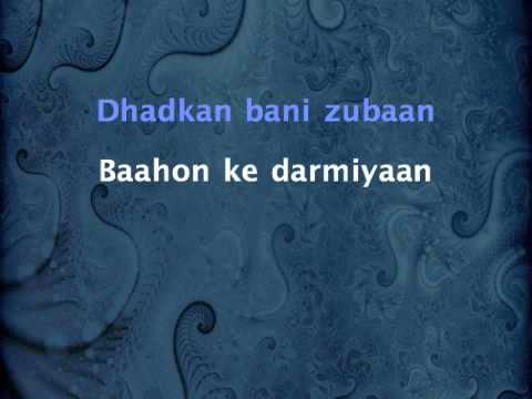Bahon Ke Darmiyan - Khamoshi - The Musical (1996)
