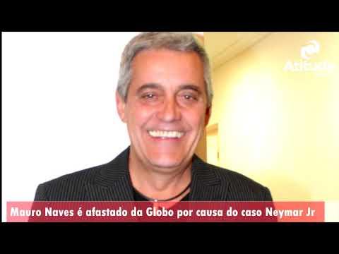 REPORTER DA GLOBO É AFASTADO AO VIVO NO JORNAL NACIONAL