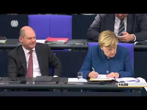 Sahra Wagenknecht wirft Merkel Totalversagen vor -