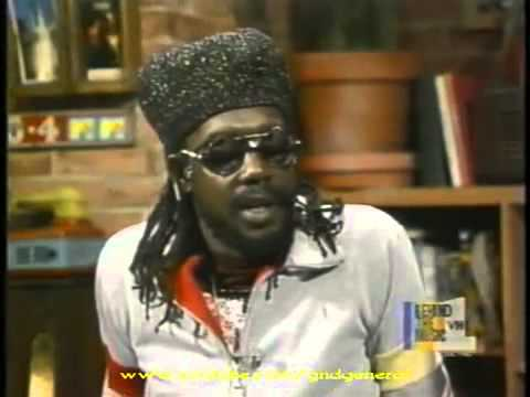 peter tosh very rare interview