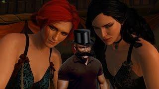 НЕ ДОВЕРЯЙТЕ ЖЕНЩИНАМ! (Witcher 3 Wild Hunt)