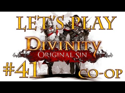 Let's Play Divinity Original Sin (part 41 - Shiver Me Timbers [Co-Op])