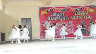 Holy Cross School Christmas Day & New Year Celebration