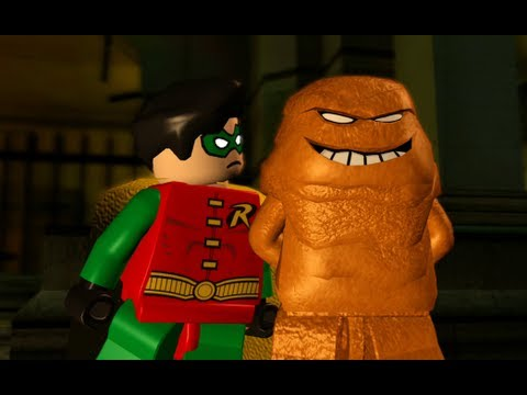 LEGO Batman 100% Guide - Episode 1-1 - You Can Bank on Batman - (All Minikits/Red Brick/Hostage)