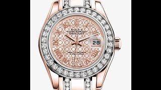Купить женские часы Rolex Lady Datejust Pearlmaster.Подарить классный подарок женщине.(, 2015-05-06T14:04:32.000Z)