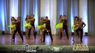 Canada Salsa Congress 2015 LATIN ENERGY TORONTO