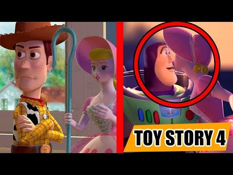 La Verdadera Razón De Porqué La NOVIA de WOODY No Apareció En Toy Story 3
