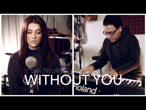 Avicii - Without you ft. Sandro Cavazza - Cover by Eva Treurniet & Mike Attinger