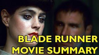 Movie Spoiler Alerts - Blade Runner (1982) Video Summary