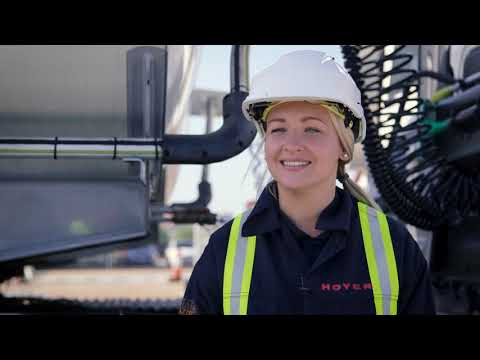 Tanker driver careers at HOYER