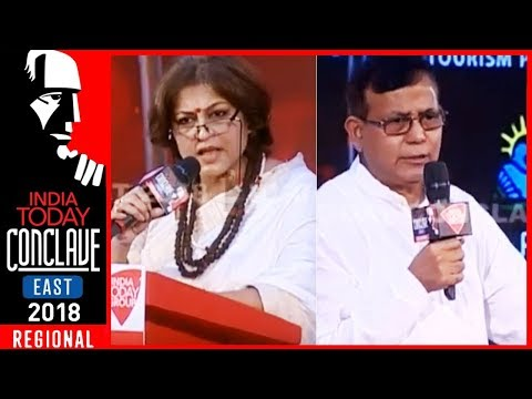 Bengal Tiger In 2019 Will It Roar ? Roopa Ganguly And Mohammad Salim | IT Conclave East