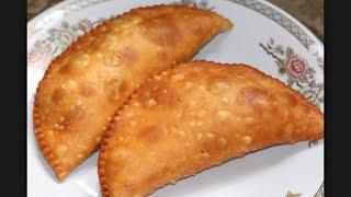 Рецепт-Чебуреки вкусные хрустящие!