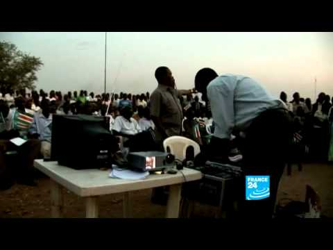 Sudan - Referendum: Looking set to be divided in two...