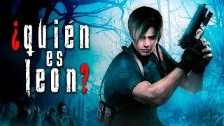La Historia de Leon S. Kennedy (Resident Evil)