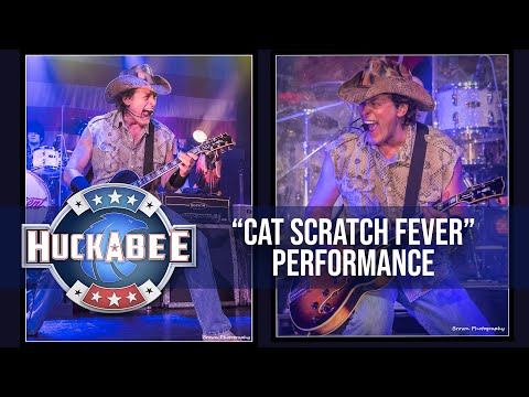 "Ted Nugent: ""Cat Scratch Fever"" 1,000 Miles NEVER Sounded So GOOD! 