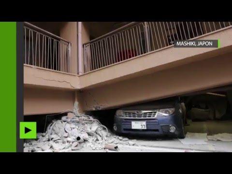 La vie suit son cours au Japon après plusieurs séismes violents