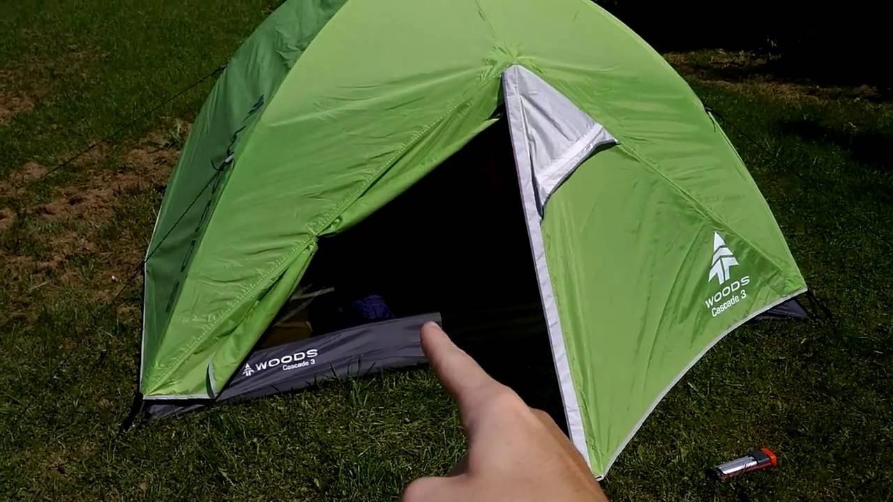 OE Cascade 3 Tent Review & OE Cascade 3 Tent Review - YouTube