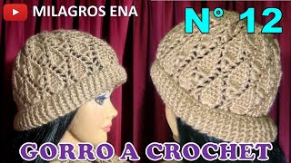 Video 🌸Gorro con Flor en Crochet(ganchillo)Para Niña y Mujer download MP3, 3GP, MP4, WEBM, AVI, FLV Maret 2018