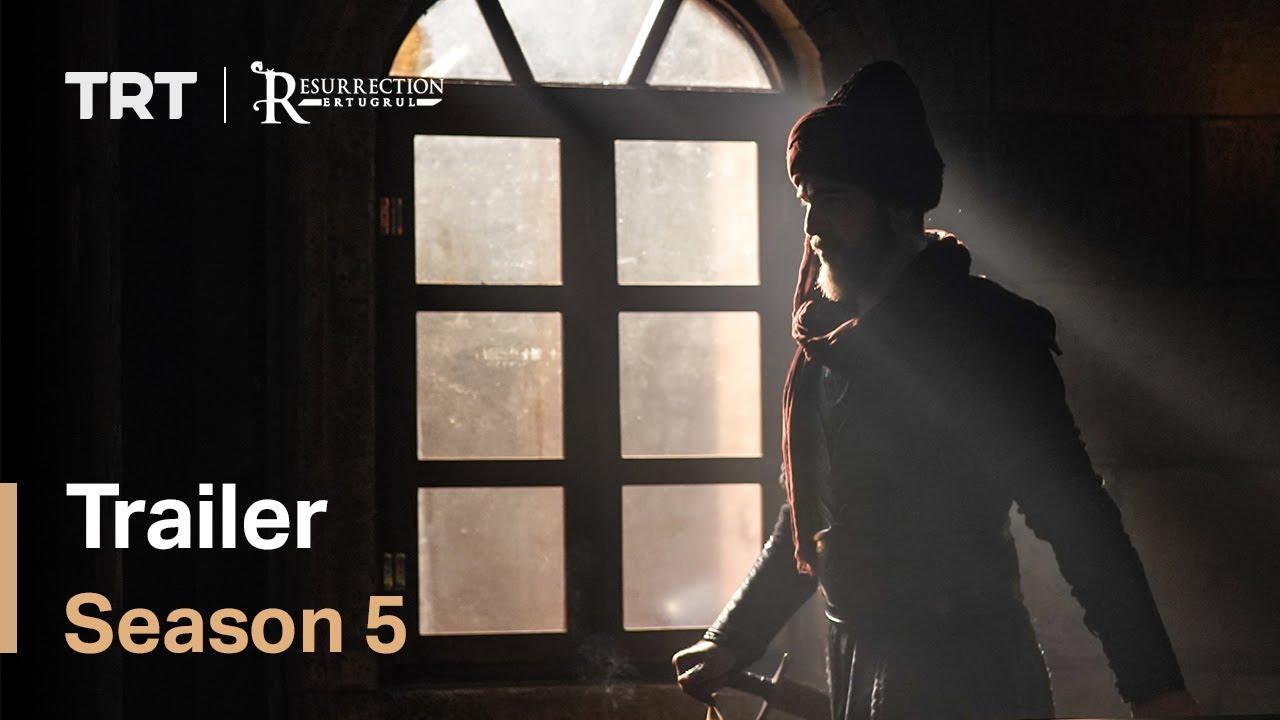Resurrection Ertugrul Season 5 Trailer (English)