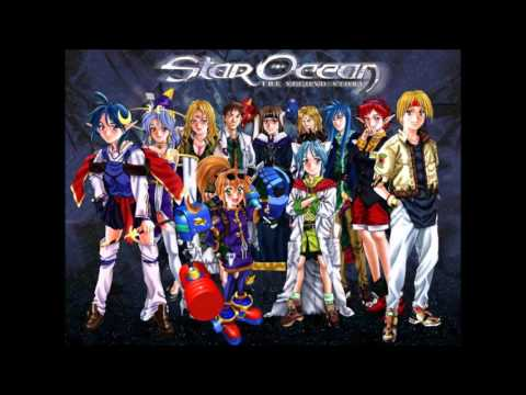 Sacred Song - Star Ocean: The Second Story OST
