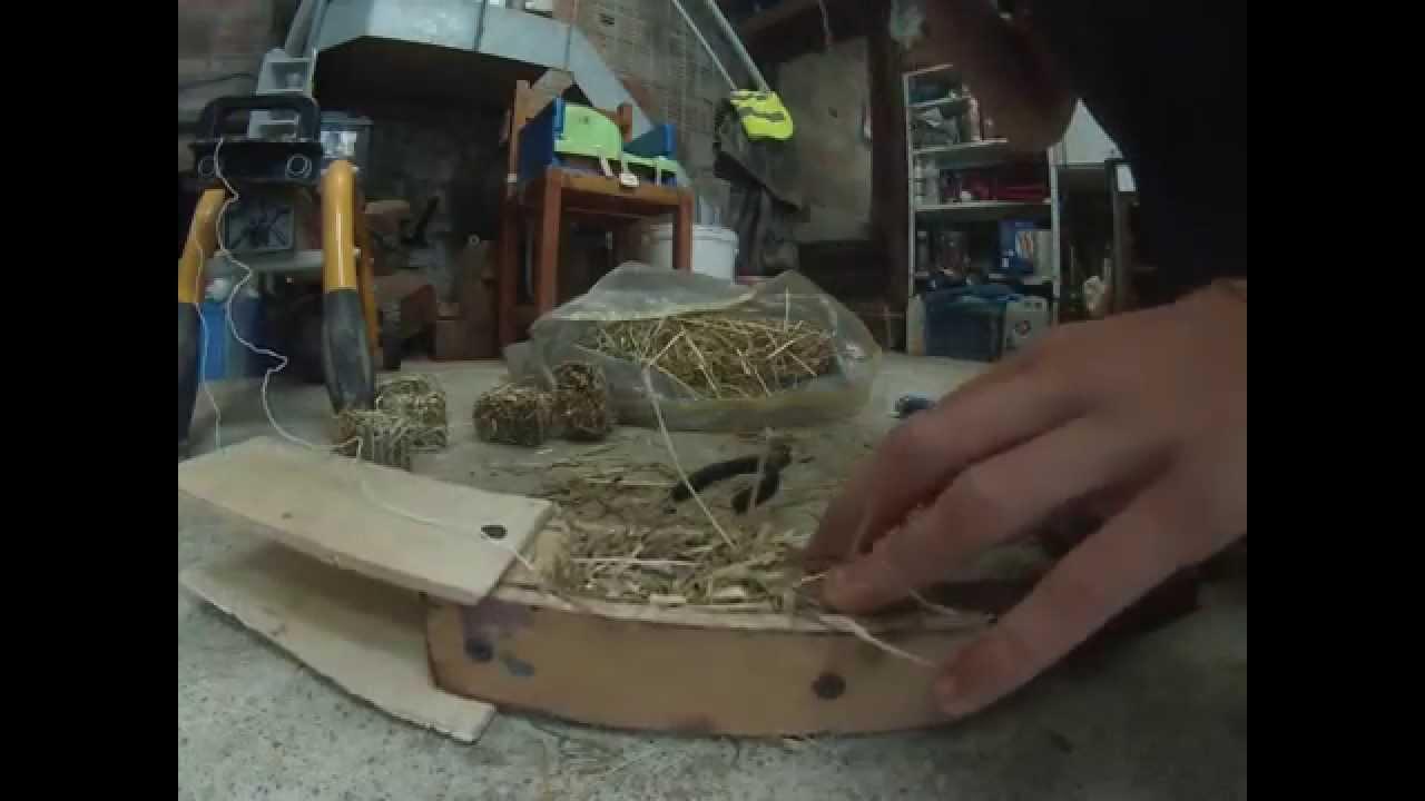 Comment faire une botte de foin rectangulaire parti 2 youtube - Une botte de foin ...