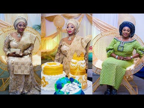 NIGERIA BIRTHDAY PARTY {MS TITILAYO@ 50YRS} thumbnail