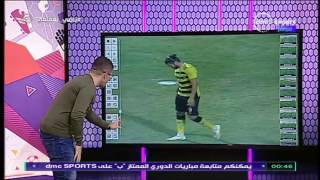 الكورة مع عفيفي - تحليل أحمد عفيفي لمشكلة دفاع سموحة المتكررة ووسط الملعب الزائد